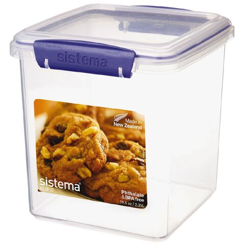 Sistema Klip It Blue Cookie Box