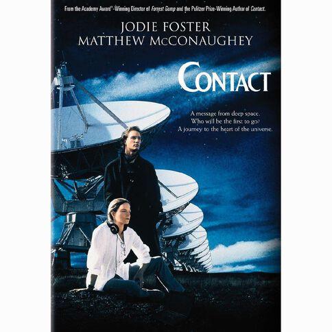 Contact DVD 1Disc