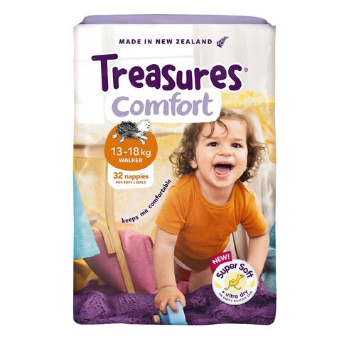 Treasures Bulk Walker 32 Pack