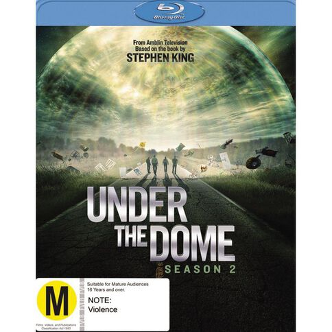 Under The Dome Season 2 Blu-ray 1Disc