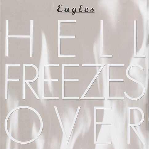 Hell Freezes Over CD by The Eagles 1Disc