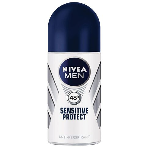 Nivea For Men Roll On Deodorant Sensitive Protect 50ml