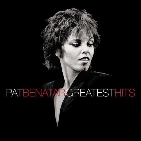 Greatest Hits CD by Pat Benetar 1Disc