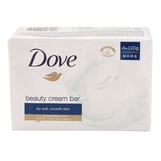 Dove Beauty Cream Bar 100g 4 Pack