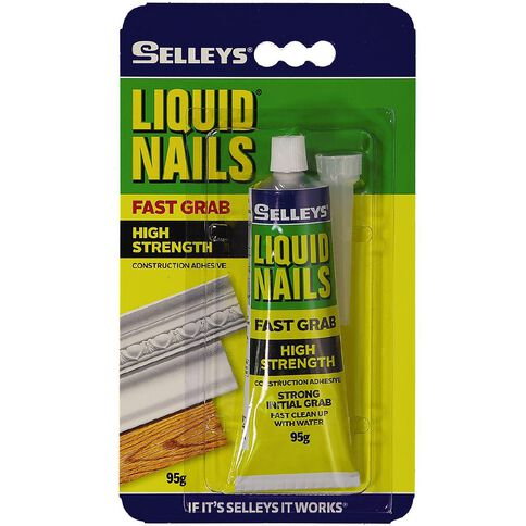 Selleys Liquid Nails Fast Grab 95g