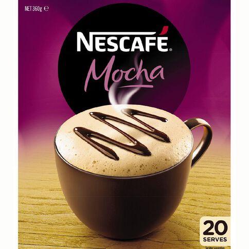 Nescafe Mocha 20 Pack