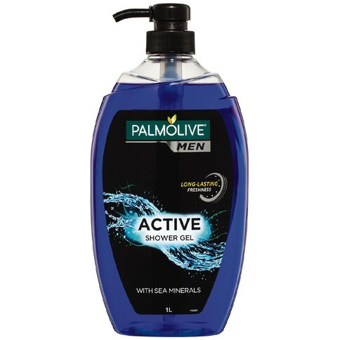 Palmolive for Men Shower Gel 1L