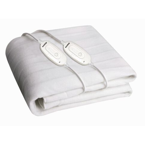 Evantair Electric Blanket Queen Fitted