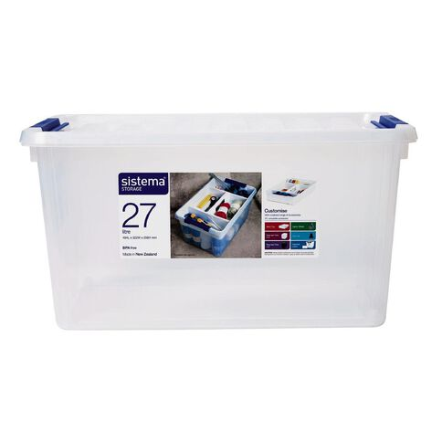Sistema Storage Organiser 27L