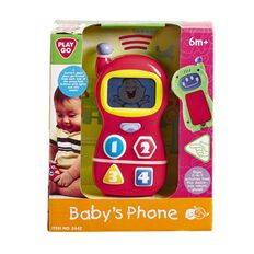 Playgo Baby's Phone