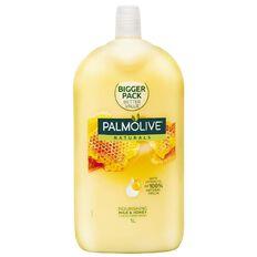 Palmolive Antibacterial Liquid Hand Wash Refill Milk & Honey 1L