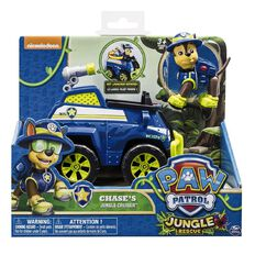 Paw Patrol Basic Vehicle and Pup Theme Assorted