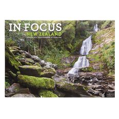Calendar 2017 NZ In Focus Wall 297mm x 210mm