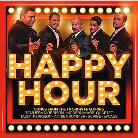 Happy Hour Songs from The TV Show CD by Various Artists 1Disc