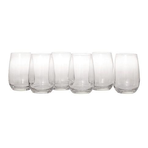 Luminarc Hermitage Highball Glasses 370ml 6 Pack
