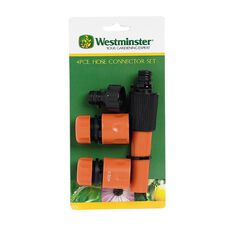 Westminster Hose Connector Snap-In Set 4 Piece