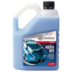 Autohaus Car Wash & Wax 2.5L