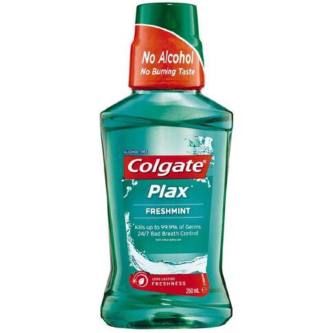 Colgate Plax Mouthwash Freshmint 250ml