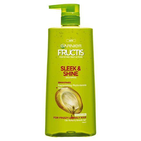 Garnier Fructis Shampoo Sleek and Shine 700ml