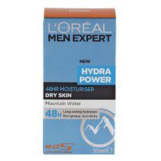 L'Oreal Paris Men Expert Hydra Power Moisturiser 50ml