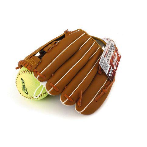 Softball Glove KBL & Ball Set