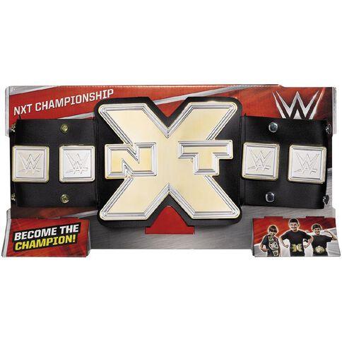 WWE Championship Title Belt Range - Assorted