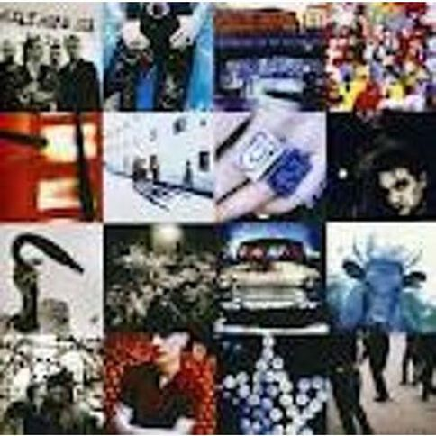 Achtung Baby CD by U2 1Disc