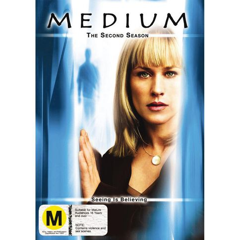 Medium Season 2 DVD 1Disc