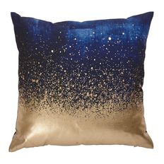 Living & Co West Bay Cushion Gold Speckle