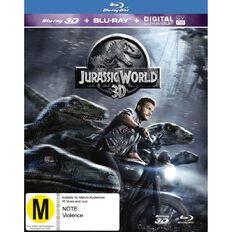 Jurassic World 3D Blu-ray 1Disc