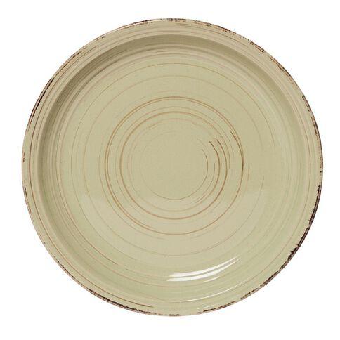 Harrison & Lane Side Plate Glazed Green