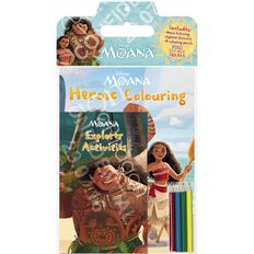 Disney Moana Activity Pack