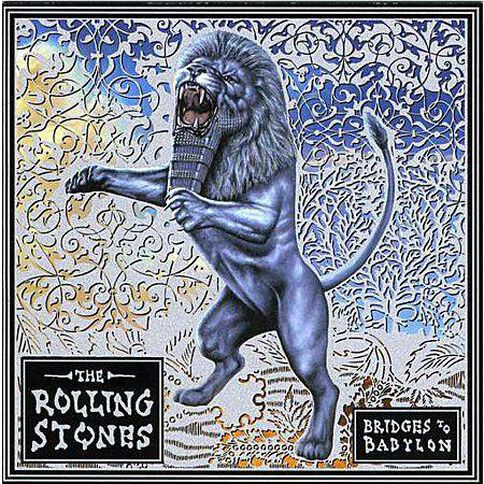 Bridges To Babylon CD by The Rolling Stones 1Disc