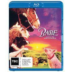 Babe Blu-ray 1Disc