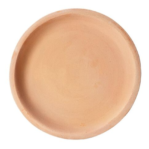 Saucers Round Terra 27cm