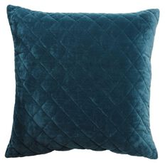 Maison d'Or Emerald City Cushion Velvet