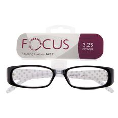 Focus Reading Glasses Jazz 3.25