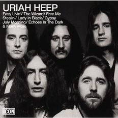 Icon CD by Uriah Heep 1Disc