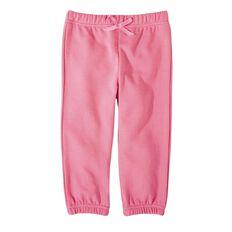 Basics Brand Infants' Cuffed Trackpants