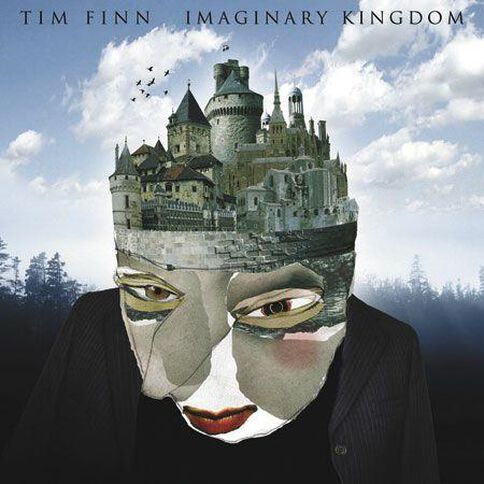 Imaginary Kingdom CD by Tim Finn 1Disc