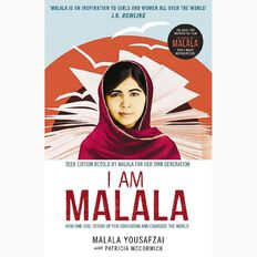 Malala: The Girl Who Stood Up by Malala Yousafzai