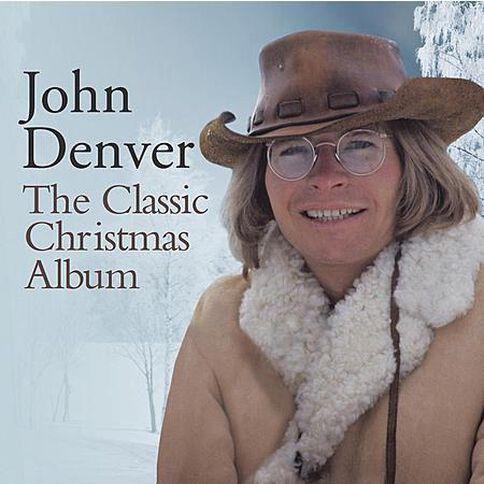 The Classic Christmas CD by John Denver 1Disc