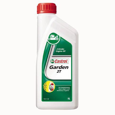 Castrol Garden 2T 2-Stroke Engine Oil 1L