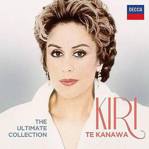 The Ultimate Collection by Kiri Te Kanawa CD