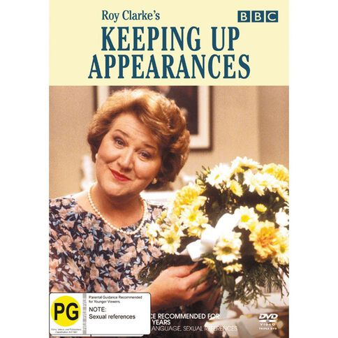 Keeping Up Appearances 1 and 2 DVD 1Disc