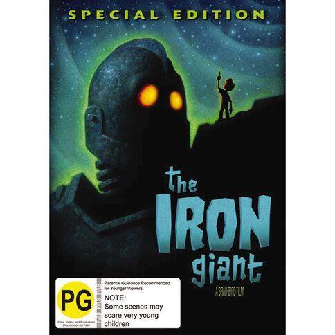 The Iron Giant DVD 1Disc