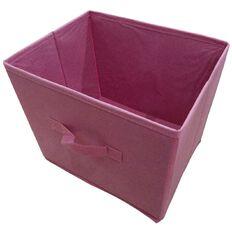 Sort It Mini Bookcase Storage Box Pink