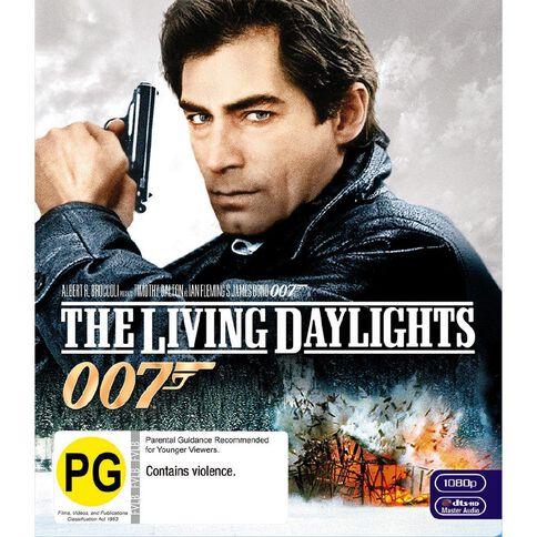 Living Daylights The 2012 Version Blu-ray 1Disc