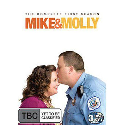 Mike And Molly Season 1 3DVD