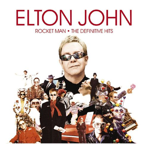 Rocket Man CD by Elton John 1Disc